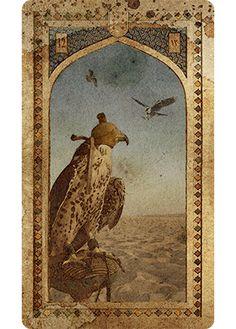 Bird - OLD ARABIAN LENORMAND