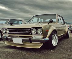 Nissan Skyline GC10