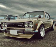 Nissan Skyline GC10