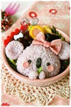 #Koala Bento #bento #弁当 #lunchbox