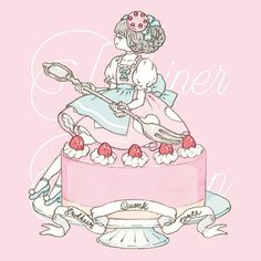 Angelic Pretty, Manga Artist, Kawaii Art, Lolita Fashion, Cool Artwork, Cute Art, Art Inspo, Illustrators, Character Art