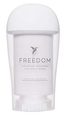 Freedom All Natural Deodorant Aluminum Free Odor Protection Tested  Loved by Cancer Survivors Busy Execs Military Personnel Athletes Healthy Moms  Kids  Sensitive Unscented 17 oz >>> Visit the image link more details.