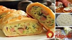 11 tipov na najlepšie slané rolády! Slovak Recipes, Czech Recipes, Ethnic Recipes, Keto Bread, Fresh Rolls, Finger Foods, Food And Drink, Appetizers, Cooking Recipes