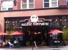 Brasserie Montmartre like being in Paris 626 Southwest Park Avenue
