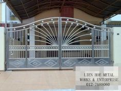 Main Steel Gate Design Latest Main Gate Designs Latest Main Gate for sizing 1024 X 768 Design Steel Gates And Fences - A driveway usually serves a practica