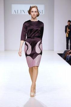 ОСЕНЬ-ЗИМА 13-14 - ALINA ASSI #AlinaAssi  #fashion  #beauty #АлинаАсси #fashionweek  #AW13_14  #FW13_14 #russiandesigner #fashiondesigner