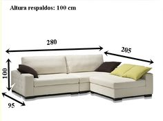 Sofa Chaise longue. Sofa chaise longue reversible. sofaparatres.com - Sofaparatres
