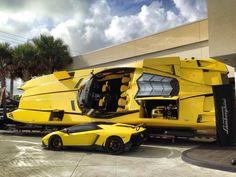 Lamborghini's, for when times are tough!..... I imagine.