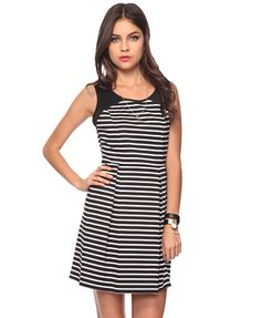 Forever 21 | Lady In Stripes $22.80 - My take on the nautical trend.
