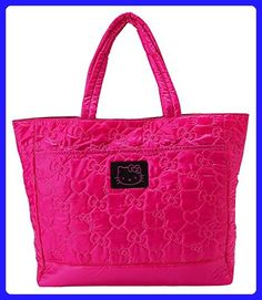 aea0cc968b Hello Kitty Quilted Pink Shoulder Bag - Shoulder bags ( Amazon Partner-Link)