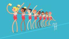 Les adorables GIFs animés de James Curran (image)