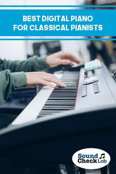 Best Digital Piano for Classical Pianists. Check out these digital pianos that are good for classical music and playing on the piano. Digital pianos can be very versatile. Music Is My Escape, Music Is Life, Best Digital Piano, Guitar Reviews, Singing Tips, Classical Music, Music Lovers, Musical Instruments, Good Music