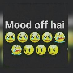 Yesssss aaajjjjj bohot offfff hai moodddddd kay karu nhi samjh raha n  there is no solution to my problem...actually there is a solution but i cant do that n i dont know y  Y do i am thinking that someone will be hurt jab unhe koi farak hi padta...♥♥♥♥♥☡❌❌❌❌❌⁉⁉⁉⁉⁉⁉⁉⁉⁉⁉▶⏮⏮⏮⏮⏮⏮⏮⏮⏮⏮⏮⏮⏸♏♍⚝