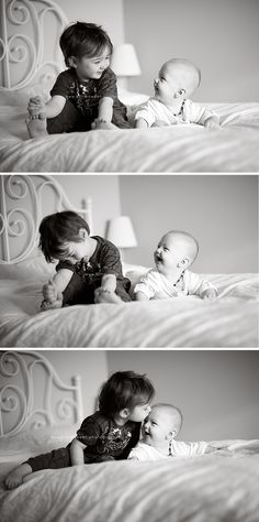 Would be cute with Austin and future sibling