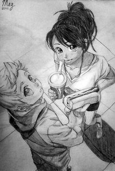 Nudge (the girl) & Gazzy (the boy) Maximum Ride Manga, Maxium Ride, Otaku Problems, Great Novels, Sketch Painting, Cartoon Art, Book Lovers, Wallpaper Backgrounds, Art Quotes