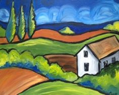Paint Nite Philadelphia | Head House Crab and Oyster Bar May 10th