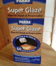 super glaze epoxy