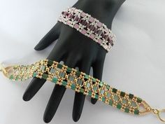 diy seed bead jewelry - Google Search
