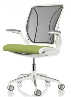 Humanscale World Chair  Available at www.rainbowdesign.co.uk
