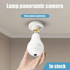 960P 1080P Camera IP Light Bulb Lamp CC Wireless Panoramic Home Security WiFi CCTV Fisheye 360 Degree Home Security Burglar