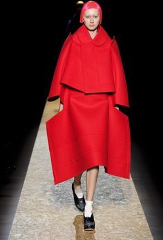 From the Fall 2012 Collection, shown in Paris.