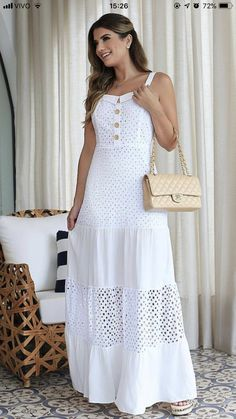 White Patchwork Lace Midriff Lace-up Spaghetti Strap Off Shoulder Fashion Blouse Casual Dresses, Fashion Dresses, Summer Dresses, The Dress, Dress Skirt, Pretty Dresses, Beautiful Dresses, Off Shoulder Fashion, Indian Designer Wear