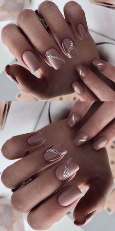 13 Pretty Nail Art Design Ideas for the Party .- 💝💝💝 13 Pretty Nail Art Design-Ideen für die Party 💝💝💝 💝💝💝 13 Pretty Nail Art Design Ideas for the Party 💝💝💝 – – - Crazy Nail Art, Pretty Nail Art, Cool Nail Art, Nail Art Design Gallery, Cute Nail Art Designs, Cute Nails, My Nails, Basic Nails, Bridal Nail Art