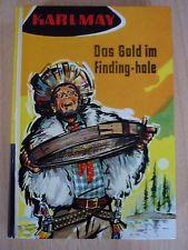 May,Karl: Das Gold im Finding-hole /A.Rauschmüller,K.Heinrich,Jugendschriften-V.