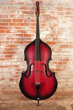 Vintage Double Bass-Beautiful Upright Bass -Musical instrument -NICE!!