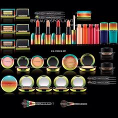MAC Wash And Dry Collection (May 2015)