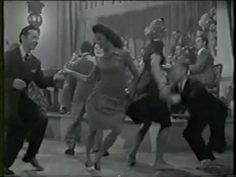A compilation of the great Lindy Hop follow Jewel McGowan.