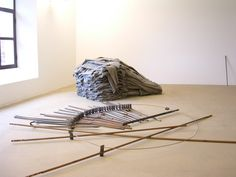 Joseph Beuys, Feuerstätte II on ArtStack #joseph-beuys #art