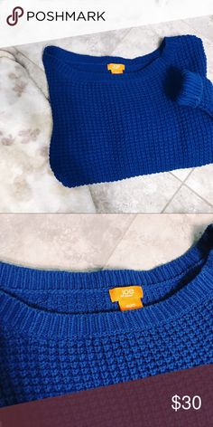 SUNDAY SALE • NWOT Chunky Loose Knit Sweater Perfect knit sweater ...