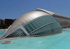Valencia – Ciudad de las Artes y las Ciencias