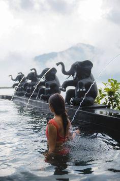 Hot Springs North Bali