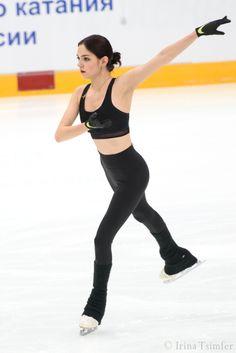 Medvedeva, Ice Skating, Masquerade, Skate, Sporty, Pants, Fashion, Trouser Pants, Moda