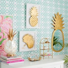 Lilly Pulitzer Well Connected Wallpaper #pbteen