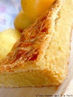galette des rois à la creme de pomme à l'amande -copie-3