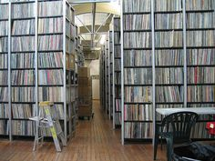 now THAT's a record collection