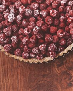 French Raspberry Tart — Nick Malgieri