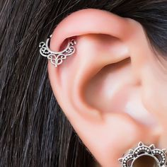 Hey, I found this really awesome Etsy listing at https://www.etsy.com/listing/465670445/helix-earring-cartilage-hoop-cartilage