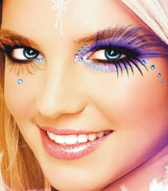 Cool Eye Makeup Designs