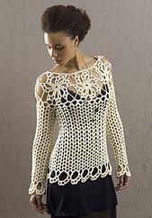 Ravelry: Avalon Top pattern by Doris Chan