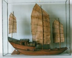 CHINESE JUNK BOATS | ... Boat Restoration, Commission Vessels Built from Maritime Model Boats