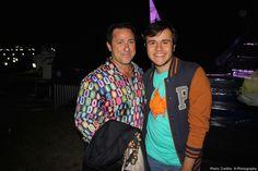 Orkhan Mirzesoy at Gabala International Festival with Chen Zimbalista #orkhanmirzesoy