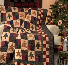 Christmas Quilts from Hopscotch - Warm and Cozy, Merry and Bright By Elissa Willms, Heather Willms