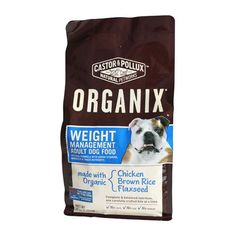 Dogs: Organix Adult Less Active Dry Dog Food, 40 Ounce « DogSiteWorld-Store