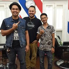 Repost from @curryiskhairi  Thanks for the hookup @alfianjuff @the_astreetbarbershop