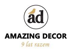 amazingdecor.pl Amazing Decor, House Doctor, Shop Interiors, Shops, Company Logo, Polish, Ads, Logos, Tents