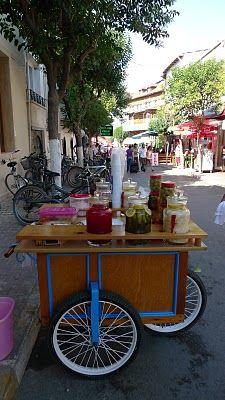TURKISH STREET FOOD Turşucu...
